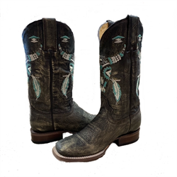 WW/BOOTS/ROPER/09-021-9200-1521-10/AZTEK STEER