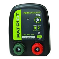 ELEC FENCER/PATRIOT/50140/PE2 120V 60HZ 1VA