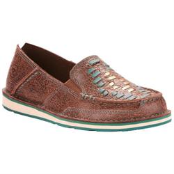 Ariat Women's Cruiser Brown Rebel Shoes
