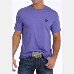 Cinch Purple Logo T-Shirt