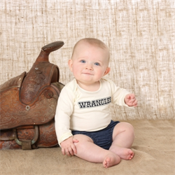 Infants and Toddlers Western Wear