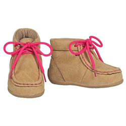 Infant Bucker Boots Reagan Tan