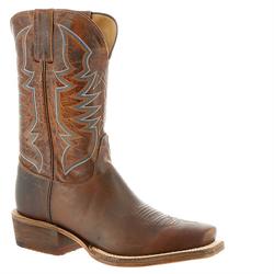 Justin Navigator Cognac Bent Rail Collection Cowboy Boot