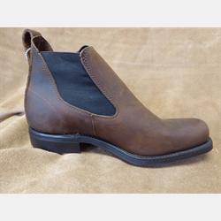 Canada West Men's Romeo Crazy Horse Boots