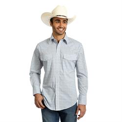 Wrangler Wrinkle Resistant Long Sleeve Shirt