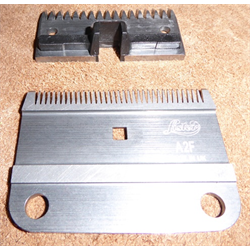 CLIPPER BLADE/LISTER/A2F/AC FINE 35 TOOTH