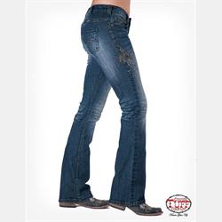 Cowgirl Tuff Renegade Dark Wash Jeans