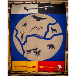 Iconic Blankets