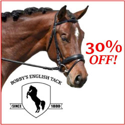 Bobbys English Tack Clearance