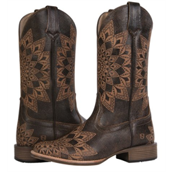 Noble Outfitters Women's All Around Western Boot