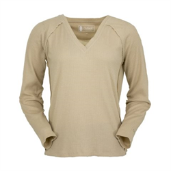 Outback Ladies' Cream Kylie Tee