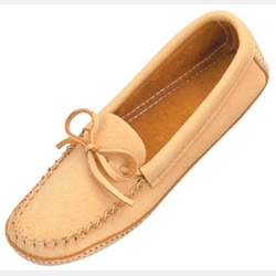 Men's Padded Sole Moccasin