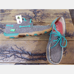 Twisted X Women's Eco Driving Moc Dust