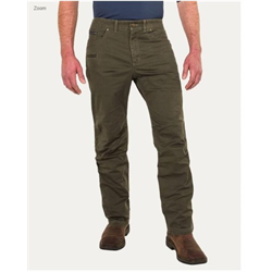 Noble Outfitters Men's Ranch Tough Work Pant Tundra