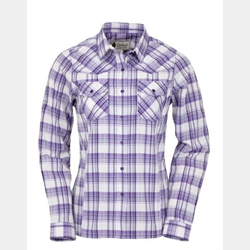 Outback Women's Shirley Performance Shirt Purple