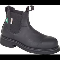 Canada West Men's Romeos Black Loggertan Boots