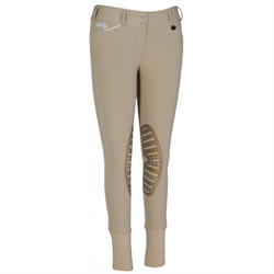 Equine Couture Women's Brittni Knee Patch Breeches