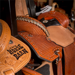 Saddle Care and Hardware