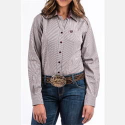 Cinch Women's Multi Colour Striped Western Shirt