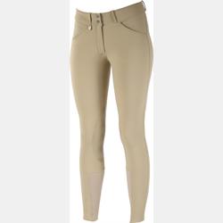 Horze Grand Prix Women's Silicone Knee Patch Breeches
