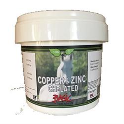 SUPP/BASIC/80250/COPPER ZINC 1KG