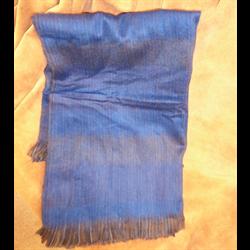 WW/BLANKET/POKOLOKO/SB53/THROW BLANKET/ MOOD DARK BLUE