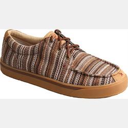 Twisted X Hooey Lopers Moc Toe Shoe