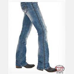 Cowgirl Tuff Ladies Avalanche Jeans