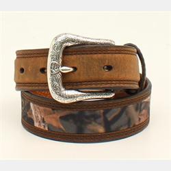 Ariat Boys Bronze Camo Fabric Belt