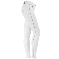 ENG/BREECHES/BVERTIGO/36418-BWH/LDS/SZ 38 BWH KIMBERLY KNEE PATCH SELF SEAT