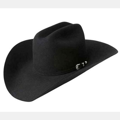 Baily Men s Pro 5X Wool Felt Black Cowboy Hat  c109636ce39