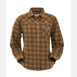 Outback Ladies Big Shirt Acorn