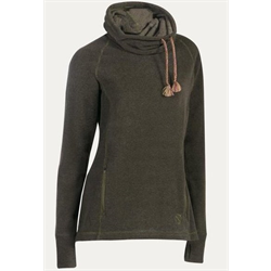 Noble Outfitters Cozy Olive Cowl