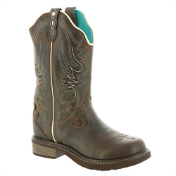 Justin Ladies Lily Brown Gypsy Boots