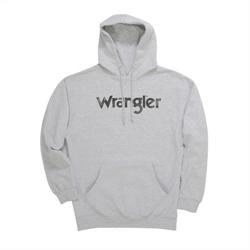 Wrangler Grey Signature Hoodie