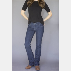 Kimes Ladies Low Rise Jolene Jeans